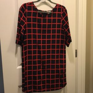 Gap shift dress great for boots and tights!